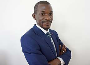 Demba OUATTARA, Expert-comptable Mémorialiste <br/> Accounting and financial auditor